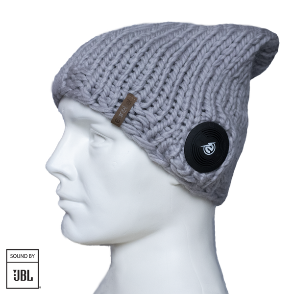 Bluetooth® Long Beanie JBL® Grey