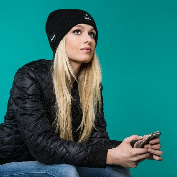 Bluetooth® Street Beanie Black