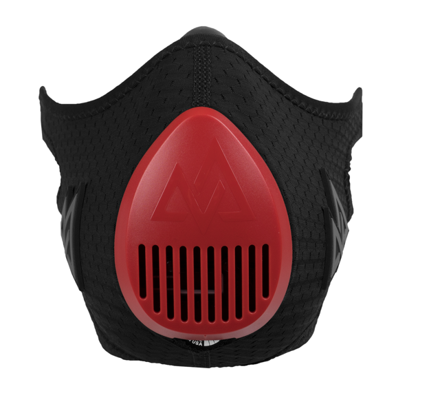 Training Mask 3.0 Clipy Red